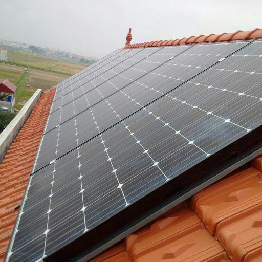 Thi công điện mặt trời áp mái ở đồng nai (2)